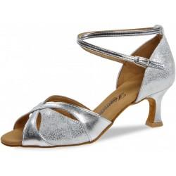 Diamant mod.141 Stříbrná kůže/stříbrný antracit F5