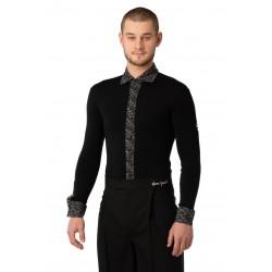 Košile pánská tréninková It. dance-pOint (červzo)