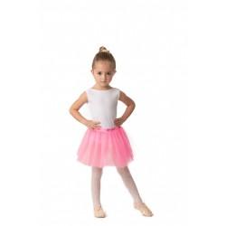 Sukně dětská baletní DP s podšívkou 2 vrstvy