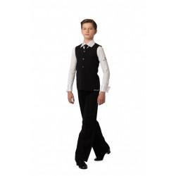Kalhoty pánské tréninkové ST s kapsami dance-pOint