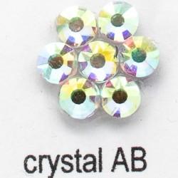 Šatonové růže crystal AB