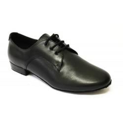 HDS PST001 black Natur-V leather 2cm natur