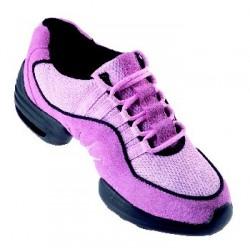 RUMPF Glider sneaker Pink 2,5cm