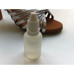 Oil for patented diamond shoes