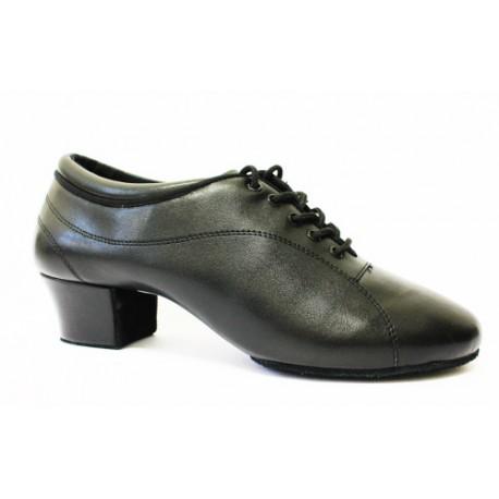HDS PLA001 black Natur - H leather 3,5cm