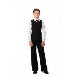 Kalhoty chlapecké se záhyby dance-pOint