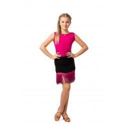 Body dívčí na ramínky dance-pOint