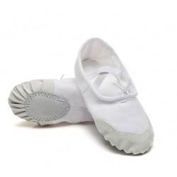 Cvičky HDS bílé baletní