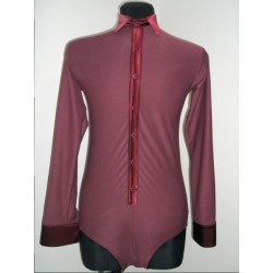 Košile pánská tréninková It. dance-pOint (vínsat)