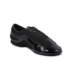 HDS JAZZ black lacquer / black fabric 1cm