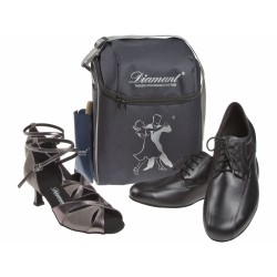Bag for 2 pairs of diamond shoes