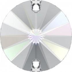 kámen našívací broušený 18mm crystal AB